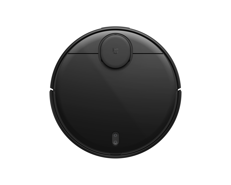 Xiaomi Mi Robot Vacuum - Mop Pro สีดำ ของแท้ ประกันศูนย์ 1ปี หุ่นยนต์ดูดฝุ่นพร้อมม็อบถูพื้นในตัว รุ่น Pro