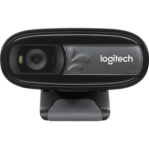 Logitech C170 Webcam ของแท้ ประกันศูนย์ 2ปี เว็บแคม Plug-and-play video calls