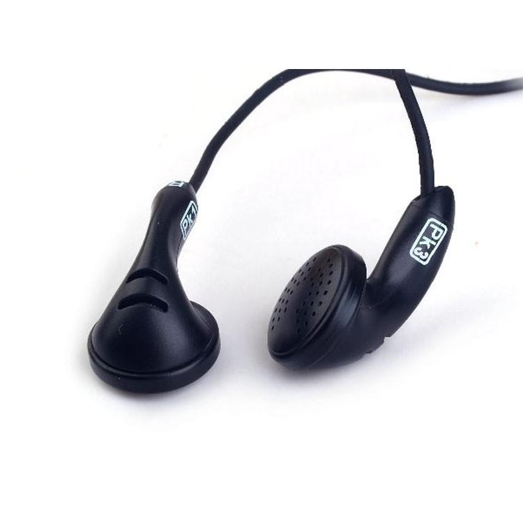 Yuin PK3 Earbuds หูฟังเอียบัด สีดำ ของแท้ ประกันศูนย์ 1ปี