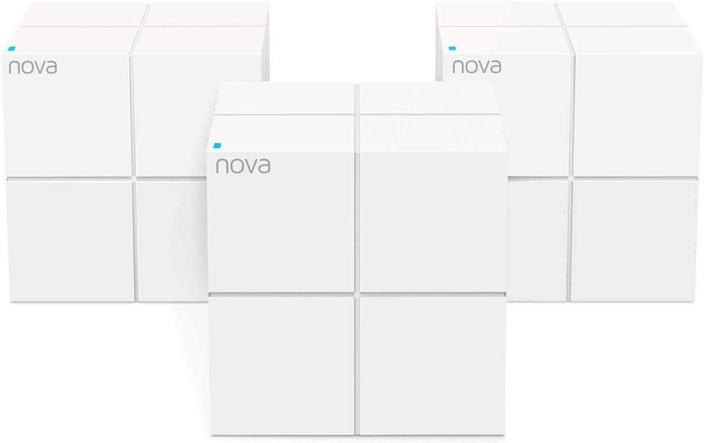 Tenda Nova MW6 [Pack-3] / Mesh / AC1200 Whole Home Mesh WiFi System ของแท้ ประกันศูนย์ 5ปี