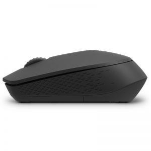 Rapoo M100 Silent Multi-mode Wireless Mouse สีดำ ประกันศูนย์ 2ปี ของแท้ เสียงคลิกเบา (Black)