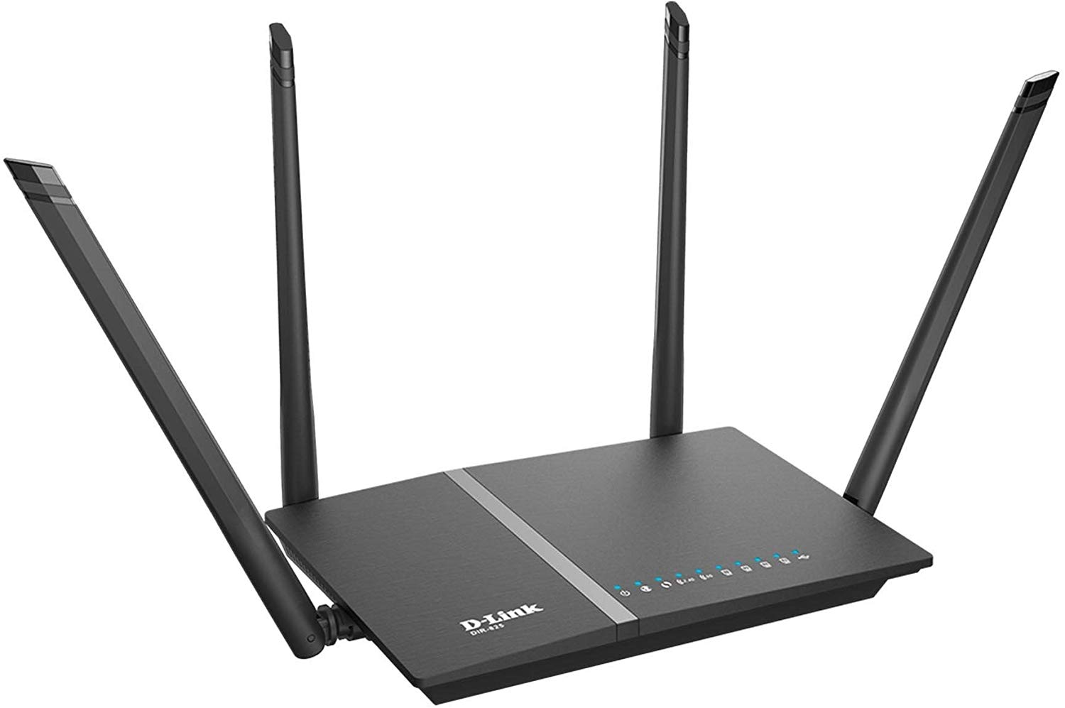 D-Link DIR-825+ AC1200 High-Gain Wi-Fi Gigabit Router ของแท้ ประกัน Limited Lifetime