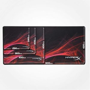 HyperX FURY S Speed Edition Gaming Mouse Pad (Small) ของแท้ แผ่นรองเมาส์