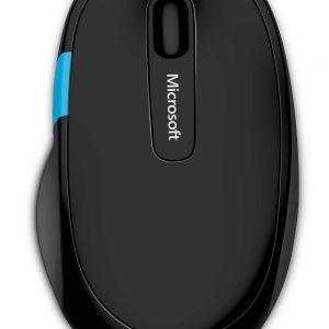 Microsoft Sculpt Comfort Mouse Bluetooth สีดำ ประกันศูนย์ 3ปี ของแท้ (Black)