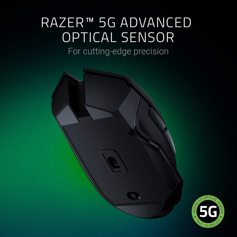 Razer Basilisk X HyperSpeed Gaming Mouse ของแท้ ประกันศูนย์ 2ปี
