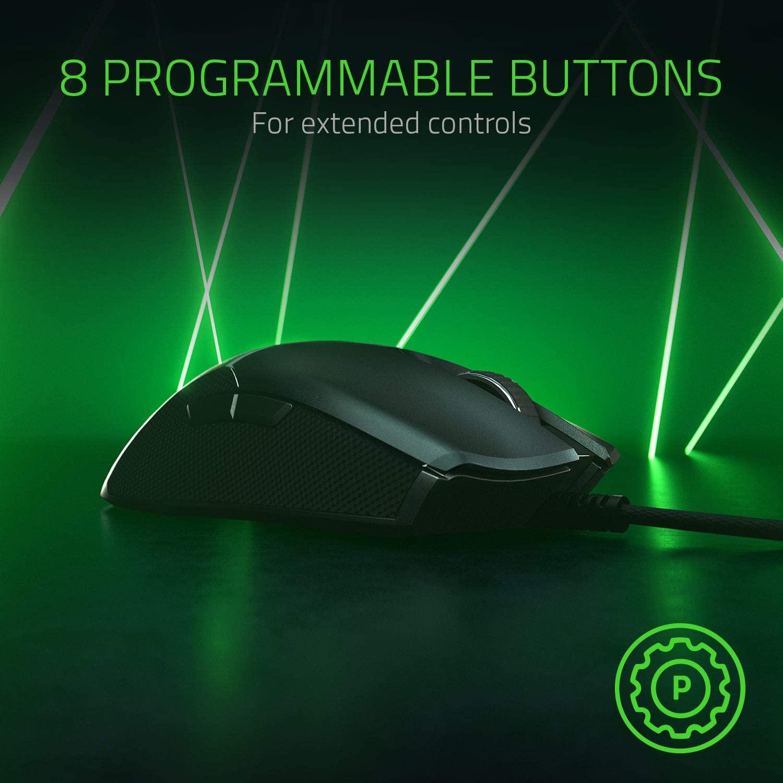 Razer Viper Gaming Mouse ของแท้ ประกันศูนย์ 2ปี