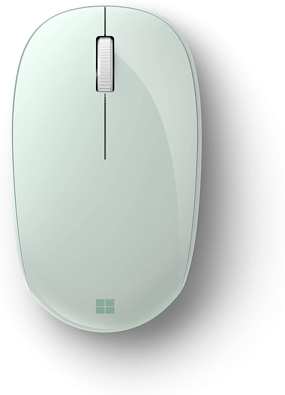 Microsoft Bluetooth Mouse เมาส์ไร้สาย สีมิ้นท์ ของแท้ ประกันศูนย์ 3ปี (Mint)
