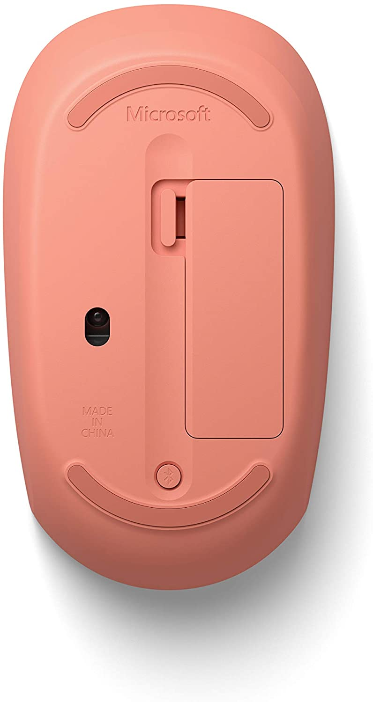 Microsoft Bluetooth Mouse เมาส์ไร้สาย สีพีช ของแท้ ประกันศูนย์ 3ปี (Peach)