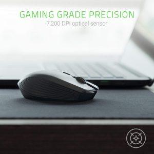 Razer Atheris Bluetooth Wireless Gaming Mouse ประกันศูนย์ 2ปี ของแท้ เมาส์เล่นเกม
