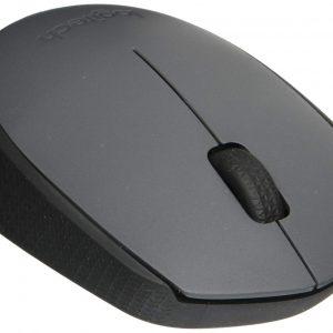 Logitech M171 Wireless Mouse สีเทา ประกันศูนย์ 1ปี ของแท้ (Grey)