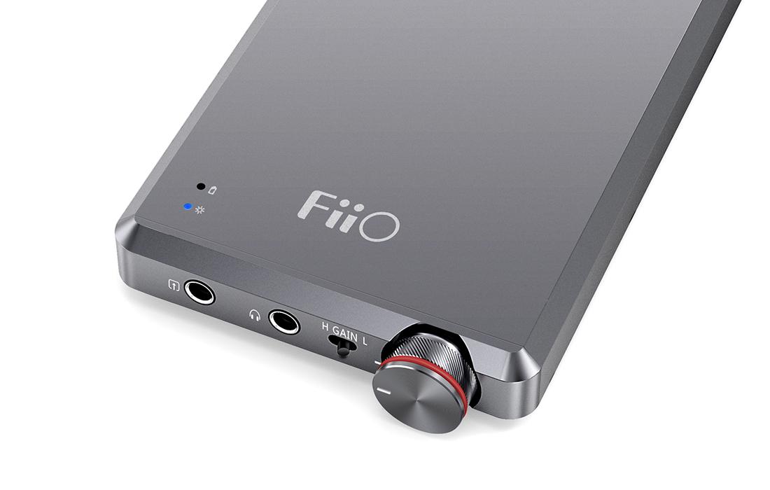 FiiO A5 Portable Headphone Amplifier ของแท้ ประกันศูนย์ 1ปี แอมป์พกพาจิ๋ว สำหรับมือถือ เครื่องเล่นเพลง