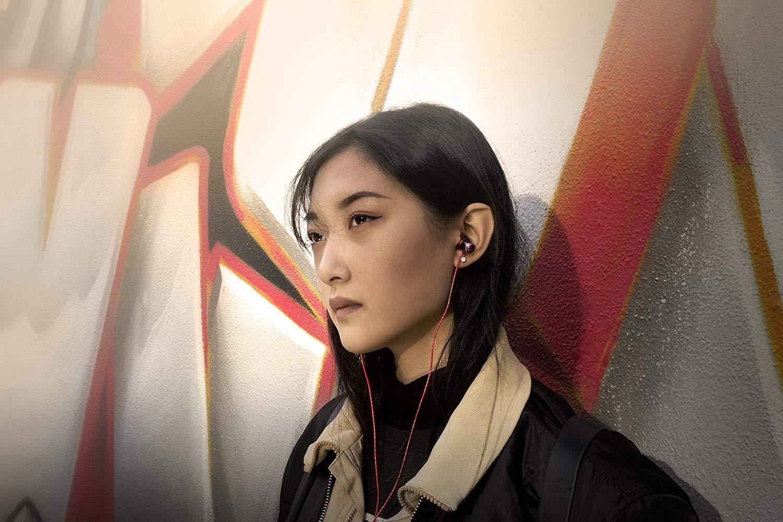 Soundmagic E10 หูฟัง In-Ear Noise Isolating Hi-Fi Award สีทอง ของแท้ ประกันศูนย์ 1ปี (Gold)