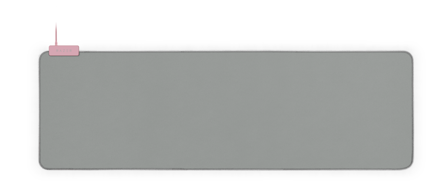 Razer Goliathus Gaming Mousepad Chroma Extended Quartz Edition Gaming Mouse Mat แผ่นรองเมาส์ ของแท้ ประกันศูนย์ 1ปี