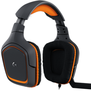 Logitech G231 Prodigy Gaming Headset ประกันศูนย์ 2ปี ของแท้ หูฟังสำหรับเล่นเกม