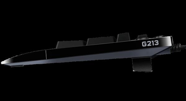 Logitech G213 Prodigy RGB Gaming Keyboard แป้นภาษาไทย/อังกฤษ ของแท้ ประกันศูนย์ 2ปี คีย์บอร์ด เกมส์