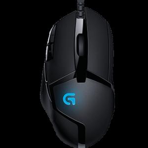 Logitech G402 Hyperion Fury FPS Gaming Mouse ประกันศูนย์ 2ปี ของแท้ เมาส์เล่นเกม