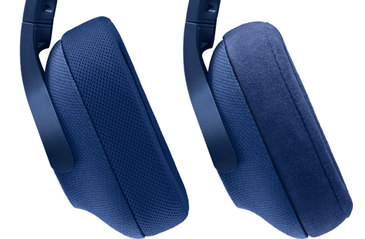 Logitech G433 Surround 7.1 Gaming Headset สีฟ้า ประกันศูนย์ 2ปี ของแท้ หูฟังสำหรับเล่นเกมแบบมีสายระบบเซอร์ราวด์ 7.1 (Blue)
