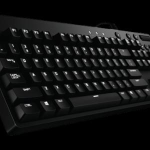 Logitech G610 Blue Switch Mechanical Backlit Gaming Keyboard แป้นภาษาไทย/อังกฤษ ของแท้ ประกันศูนย์ 2ปี คีย์บอร์ด เกมส์