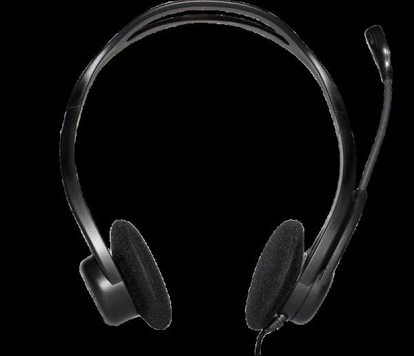Logitech H370 USB Headset ประกันศูนย์ 1ปี ของแท้