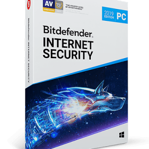 Bitdefender Internet Security ใช้ได้ 1ปี สำหรับ 3เครื่อง (1Year 3Devices)