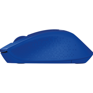 Logitech M331 Wireless Mouse Silent Plus สีน้ำเงิน ประกันศูนย์ 1ปี ของแท้ เสียงคลิกเบา