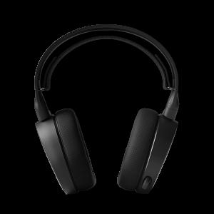 SteelSeries Arctis 3 7.1 DTS Gaming Headset สีดำ ประกันศูนย์ 1ปี ของแท้ หูฟังสำหรับเล่นเกม (Black)
