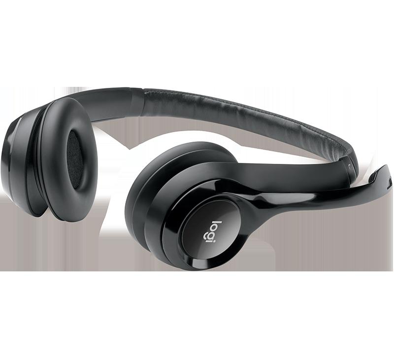 Logitech H390 USB Headset หูฟัง ของแท้ ประกันศูนย์ 2ปี